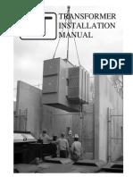 Transformer Installation Manual