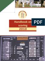 QCSA Handbook on Scoring Web