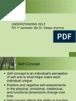 understanding self module 1.ppt