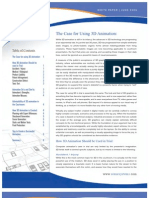 Forensic Animation White Paper