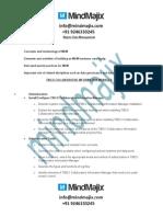 TIBCO CIM (collaborative information manager) Online Training