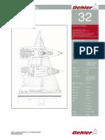 Dehler32 Specifications 082013-5ef29
