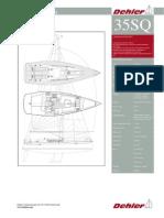 Dehler35SQ Specifications 0813-Ab1e3