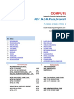 Pricelist of computer accessories