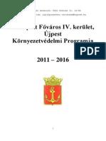 Újpest környezetvédelmi programja