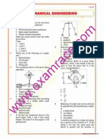 IAS Mechanical Engineering Objective Questions Part 2