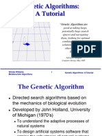 genetic algorithm ppt