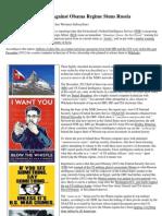 Insider News - 1694 - Switzerland Warning Against Obama Regime Stuns Russia