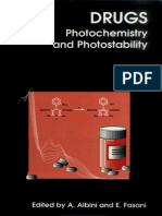 Drug.photochemistry and Stability