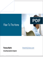 Thomas Martin Fiber to the Home