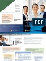 Brochure Microsoft Dynamics CRM 2011 Online