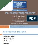 P.2.-Pojam i Vrste Projekata.jakupovic