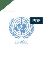 UNSR elections report - español