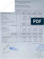 Audited Financial Report 2012-13