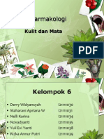 Etnofarmakologi-Tanaman Herbal untuk Penyakit Kulit dan Mata