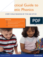 Practical Guide to Synthetic Phonics PDF