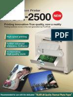 ASK2500 Leaflet
