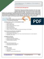 SQL Optimization Training Docx