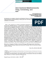 Pinsof Et Al. -Integrative Problem-centered Therapy. II Planning