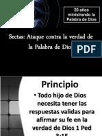 Sectas Ataque Contra La Verdad I IBE Callao