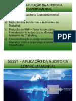 APLICA��O DA AUDITORIA COMPORTAMENTAL.pptx
