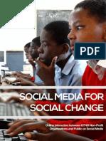 Social Media for Social Change_S.gayatri