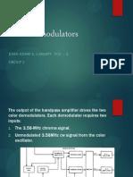 Color Demodulators - Kenri