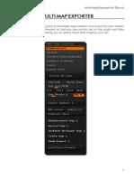 MultiMapExporter Documentation