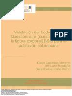 Validaci n Del Body Shape Questionnaire Cuestionario de La Figura Corporal BSQ Para La Poblaci n Colombiana 1 to 11