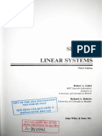 SIGNALS &LINEAR SYSTEMS
