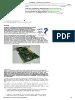 Como Funciona o Barramento PCI