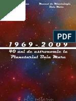 Revista Planetariu Numar Special