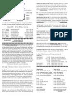 Bulletin September 22, 2013