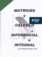 Calculo Diferencial y Integral de Medina