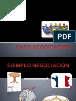 CASO NEGOCIACIÓN