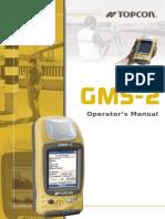 GMS2 Operating Manual