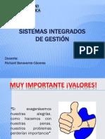 10 Sistemas Integrados de Gestion