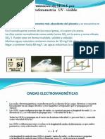 Deternminacion Del Silicio Por Espectrifotometria UV - Visible