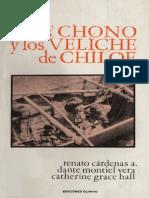 Cárdenas, R los chono y veliche de chiloe