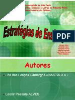 Estrategias de Ensinagem