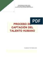 Proceso de Captación del Talento Humano
