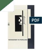 Mayakovsky in Parkland
