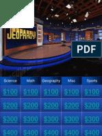 Dmitrys ESL Jeopardy Version 1