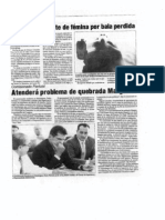 Comisionado Pierluisi Atenderá problema de quebrada Margarita