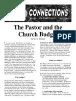 Church Budget