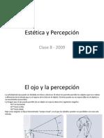 Clase 8 - Estética y Percepción