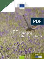 LIFE Managing Habitats for Birds