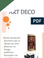5 - ART DECO