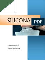 Ingenieria de Las Siliconas