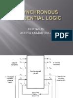 asynchronous Logic Design